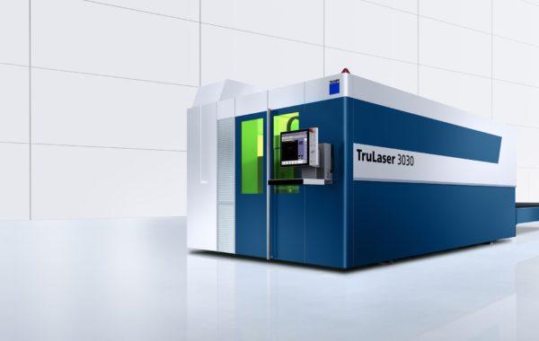 Laser TruLaser 3030 o mocy 4KW